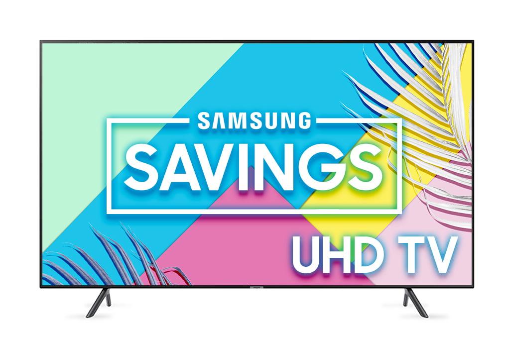 "SAMSUNG 55"" Class 4K Ultra HD (2160P) HDR Smart LED TV UN55RU7100 (2019 Model)"