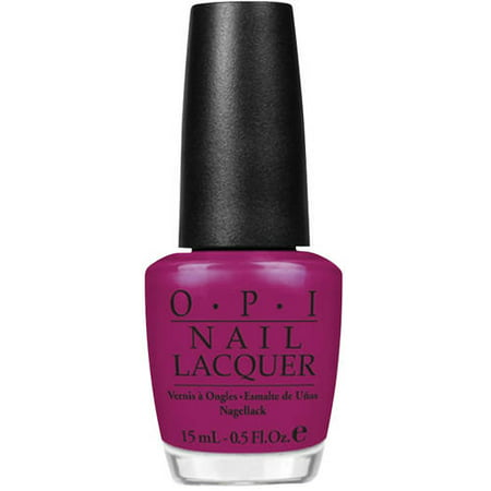 OPI Nail Lacquer, Houston We Have a Purple, 0.5 Fl