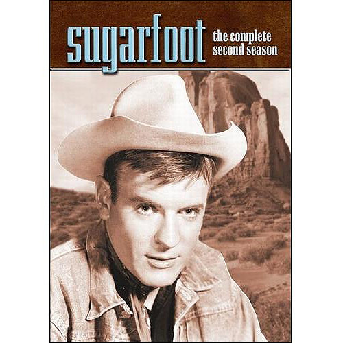 Video Systems Sugarfoot: The Complete Second Season (Full...
