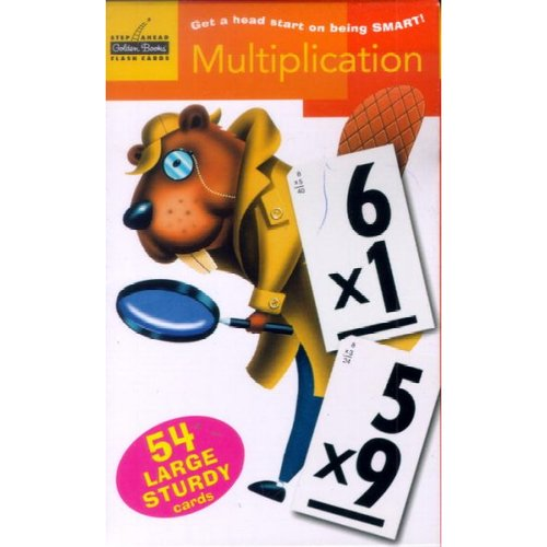 Multiplication-Flash Cards