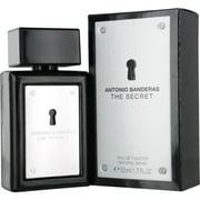 The Secret by Antonio Banderas Eau De Toilette Spray 1.7 oz for Men