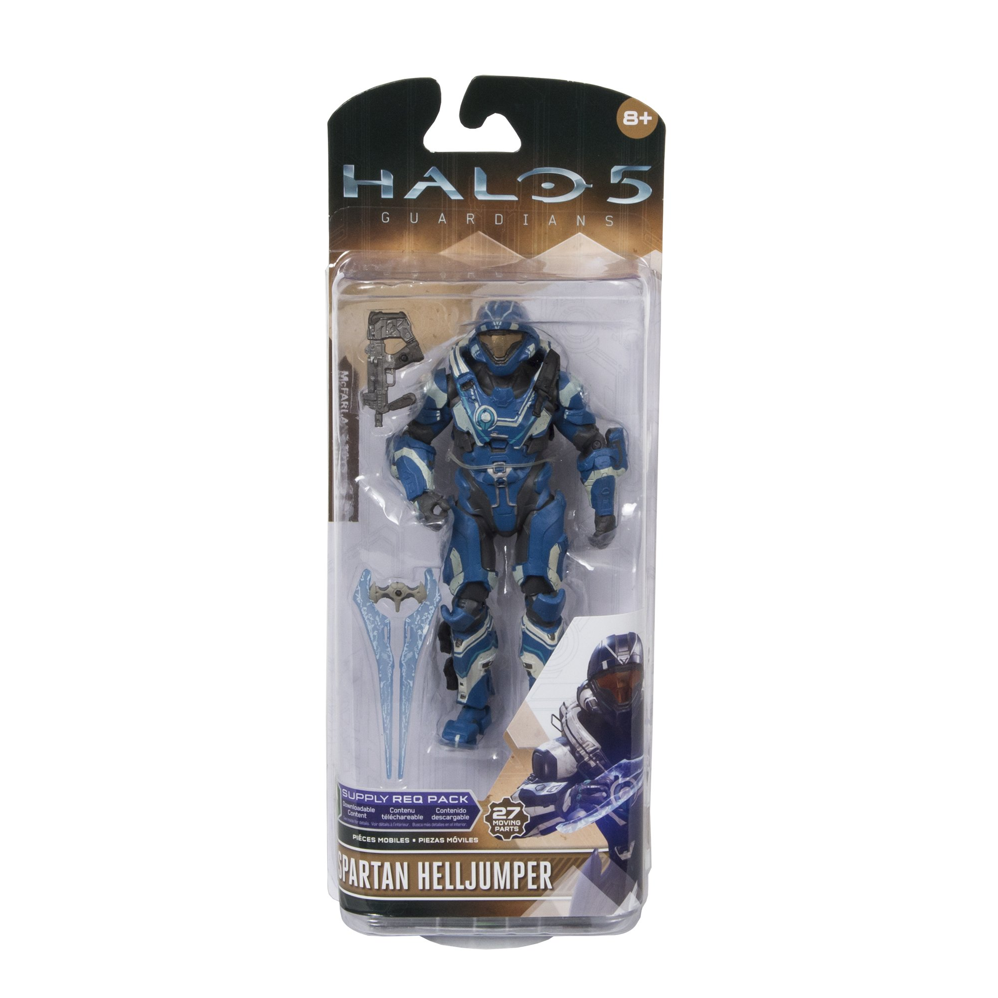 Mcf-halo 5 Guardians Series 2 Spartan Helljumper [6 Inch Figure] (TMP International Inc)