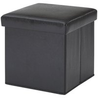 Walmart.com deals on Mainstays Ultra Collapsible Storage Ottoman