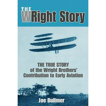 The Wright Story (The Wright Family Story Halloween)