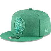 Boston Celtics New Era Twisted Frame 9FIFTY Adjustable Hat - Kelly Green - OSFA