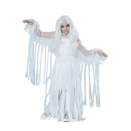 Ghostly Girl Child Costume](Ghostly Ghoul Costume)