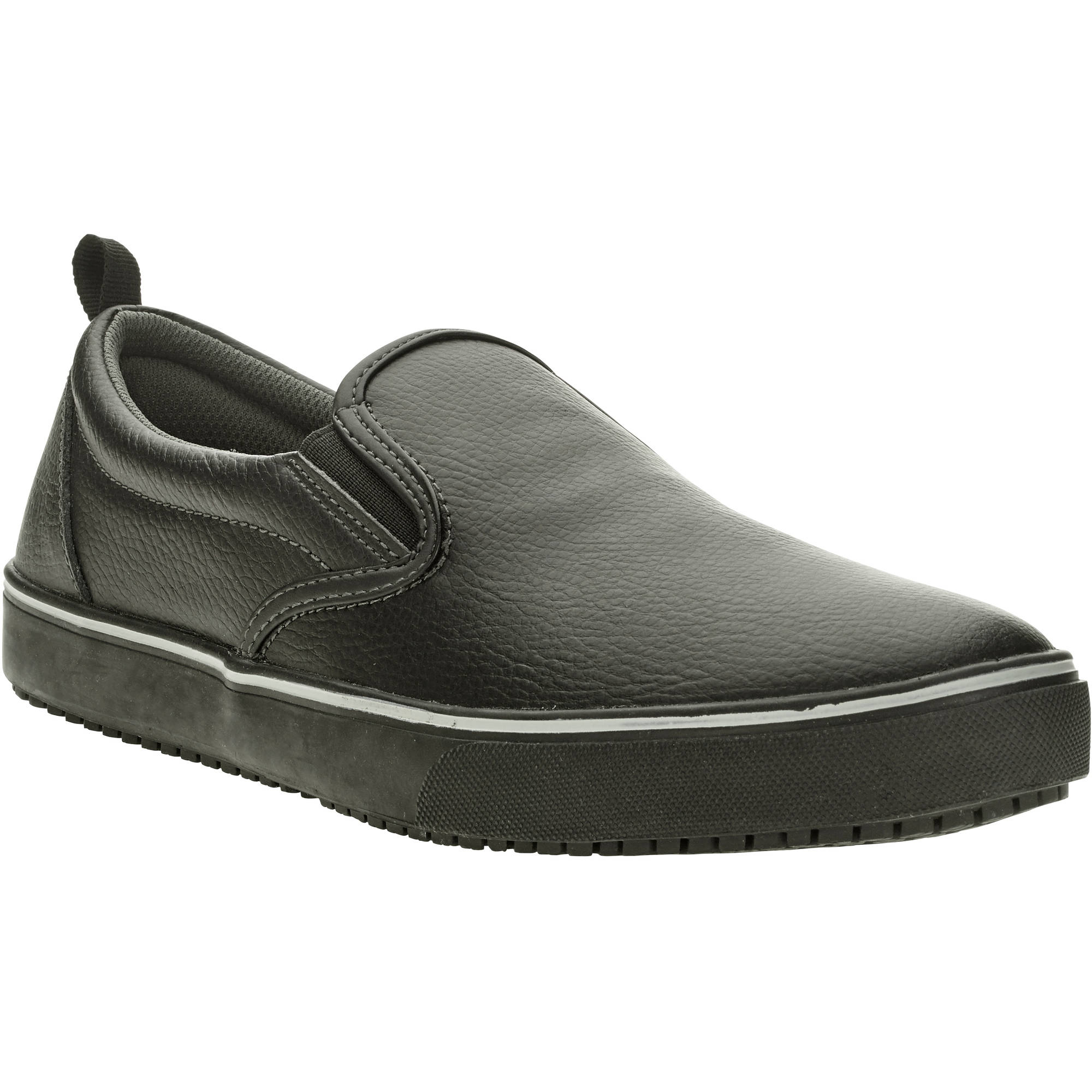 tredsafe unisex ric slip resistant shoe by at shoe nook