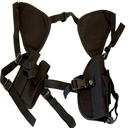 Best Shoulder Gun Holster for Concealed Carry - Universal Fit for Glock, Smith & Wesson, Ruger, & All