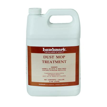 Dust Mop Treatment (Lundmark Dust Mop Treatment Floor Cleaner )