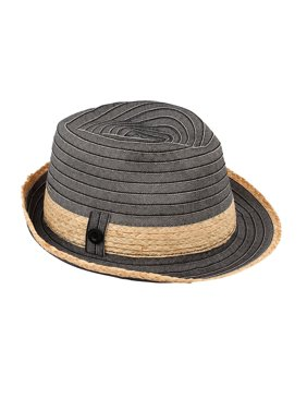 b5f63909a1312 Product Image Sun Styles Havana Ladies Packable Trilby Fedora Hat