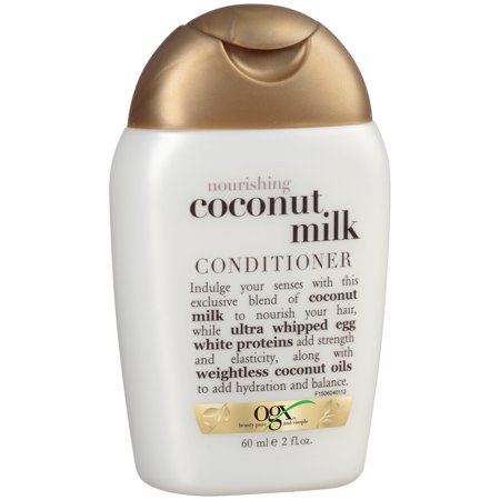 OGX® Nourishing Coconut Milk Conditioner 2 fl. oz. Bot