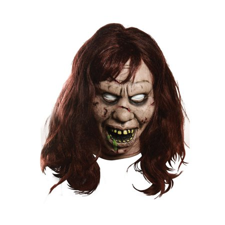 Halloween Exorcist Regan Mask - Exorcist Theme Halloween Remix