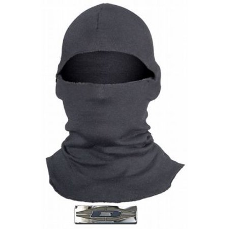 Damascus  Lightweight Hood Balaclava with Fire Retardant Nomex, 18 Inch, Bl