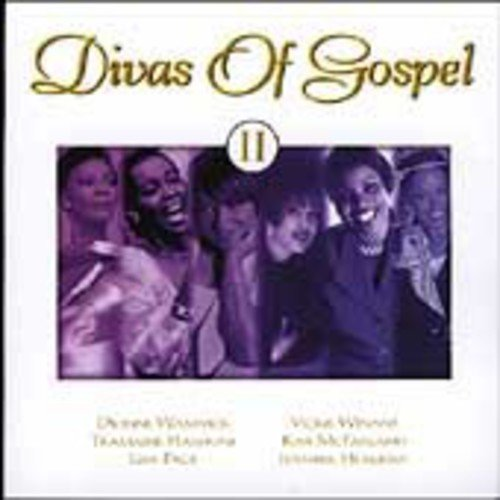 Divas of Gospel, Vol. 2