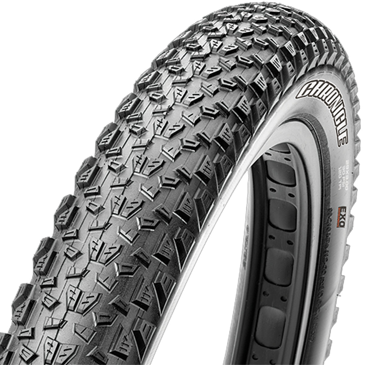 Maxxis Chronicle Dual Compount EXO Tubeless Ready Folding Bead Knobby Mountain Bicycle Tire