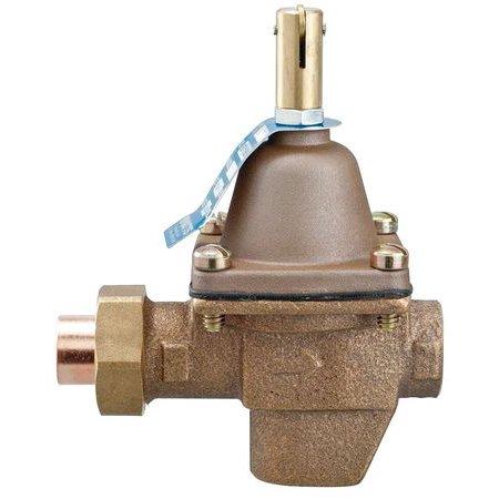 WATTS SB1156F Pressure Regulator,1/2 In,10 to 25 psi