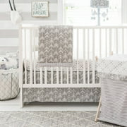 My Baby Sam Little Explorer 3 Piece Crib Bedding Set