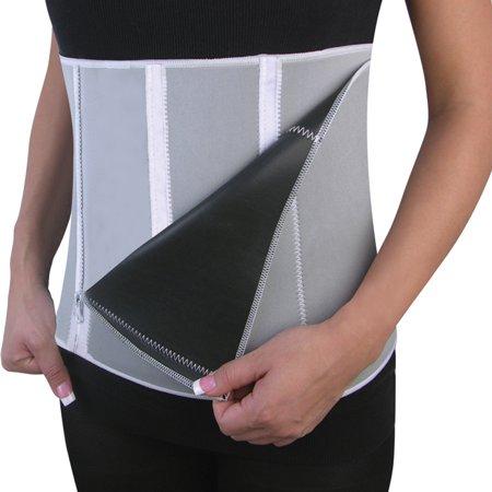 Felji Slimming Belt Men Womens Body Waist Shaper Girdle (Semi Floating Body Belt)