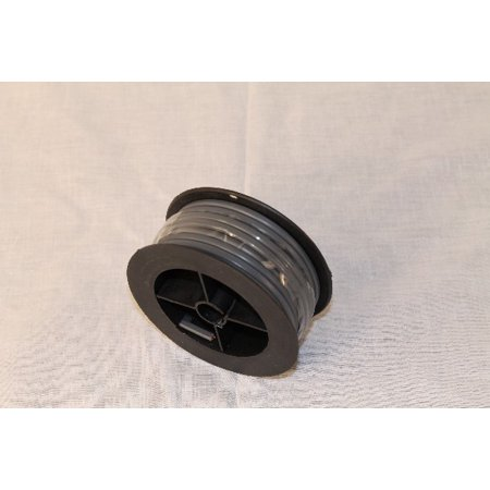 Strand Bell Wire (20 AWG copper strand wire - 20 feet per spool - grey, two conductor bell wire )