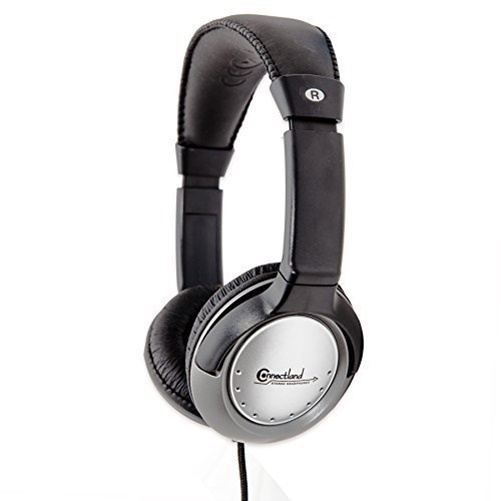 SYBA Stereo PC Headphone with In-line Contrlol and Microphone