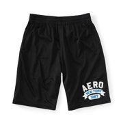 Aeropostale Mens Aero New York Basketball Athletic Walking Shorts