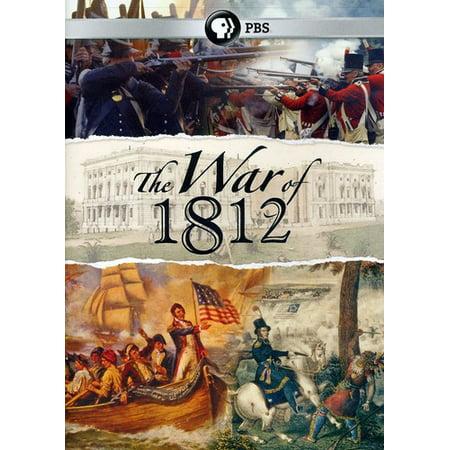 The War of 1812 (DVD)](Halloween 2 Tv Version Dvd)