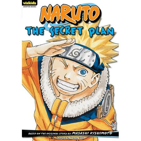 Naruto: Chapter Book, Vol. 4 - Naruto Kid