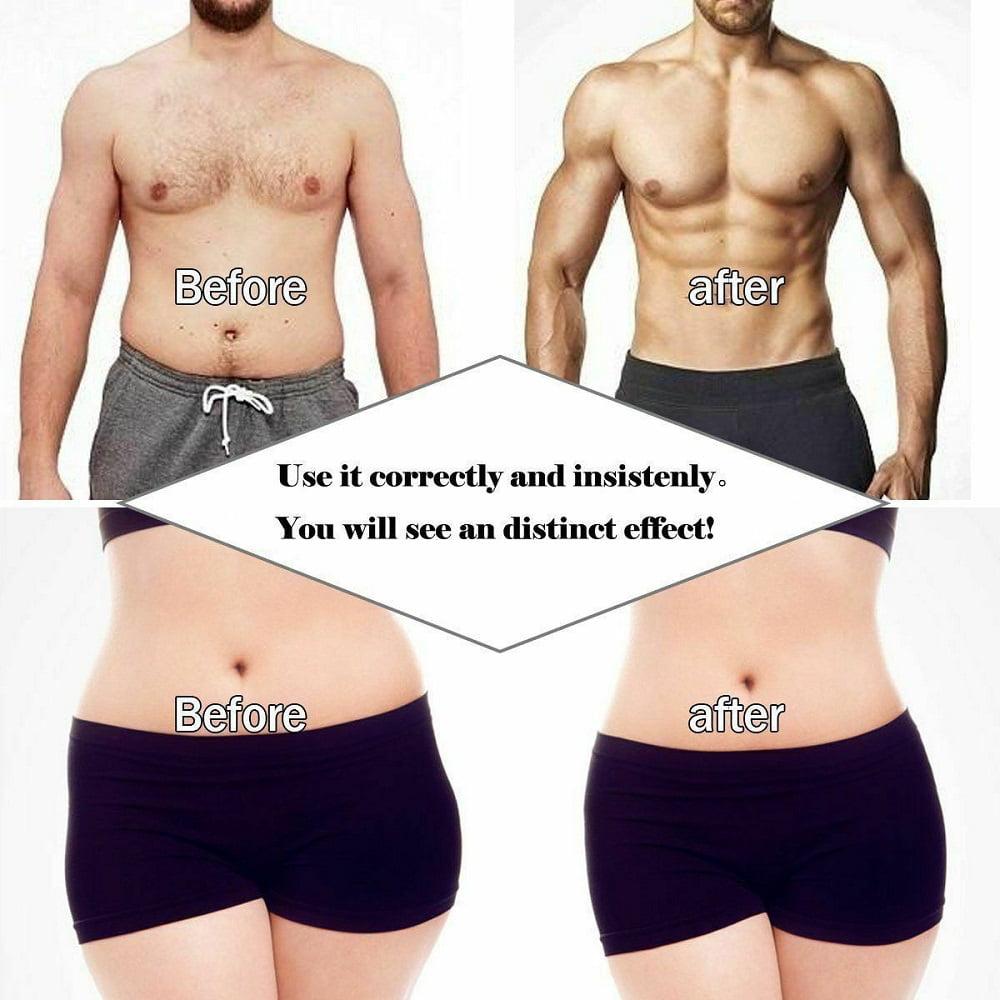 Electric ABS Muscle Toner Machine Shaper Toning Belt Simulation Fat Burner Belly