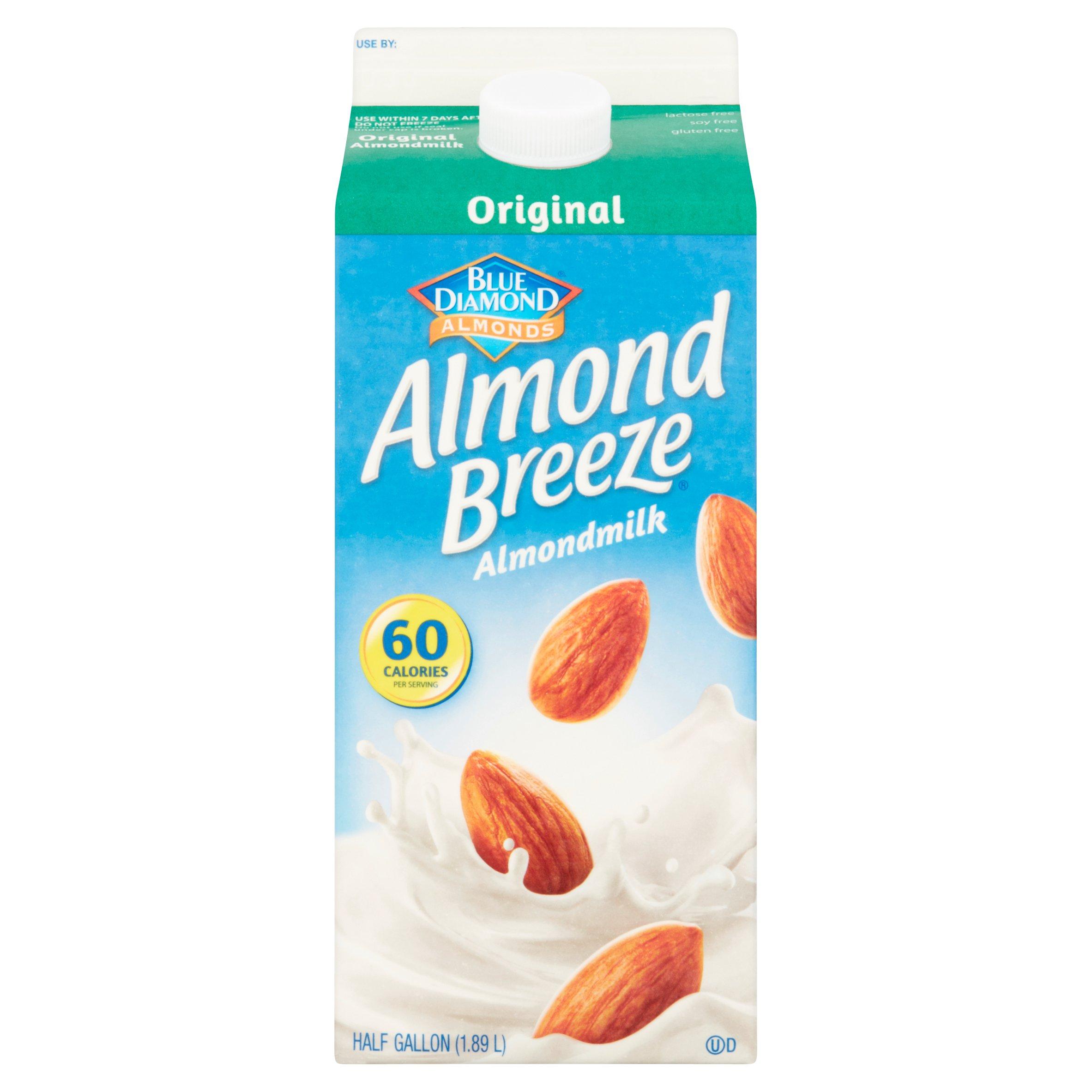 Almond Breeze Almond Milk Original, 64 oz
