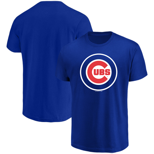 Men's Majestic Royal Chicago Cubs Top Ranking T-Shirt
