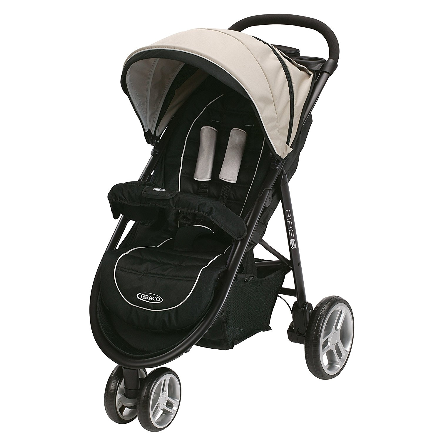 Graco Aire3 Click Connect Stroller, Pierce