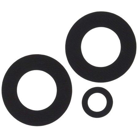 PR1414 3-Pack Aquarium Rubber Gasket Replacement Set for Magnum 350 Series Canister Filter, Rubber gasket is a replacement part for Marineland power filters By MarineLand Aquarium Replacement Parts