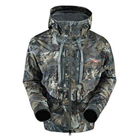 Sitka 50119 Delta Wading Jacket Optifade Timber Walmart Com