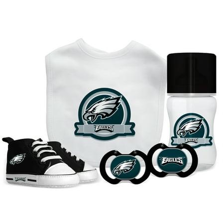 Philadelphia Eagles Baby Clothes (NFL Philadelphia Eagles 5-Piece Baby Gift)