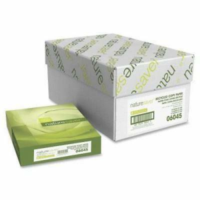 Nature Saver Recycled Paper, 92 GE,102 ISO, 20lb., 10 Reams (Nature Saver Receipt Paper)