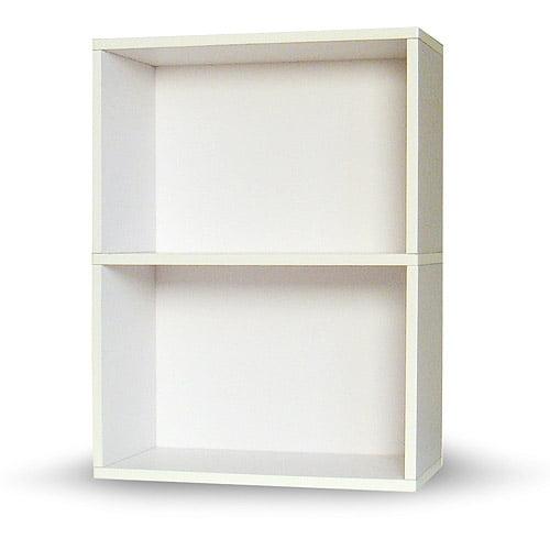 Double Storage Rectangle Plus, White