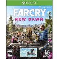 Far Cry New Dawn, Ubisoft, Xbox One, 887256039035