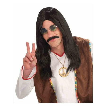 Halloween Hippie (Unisex Hippie Adult Halloween Costume Accessory)