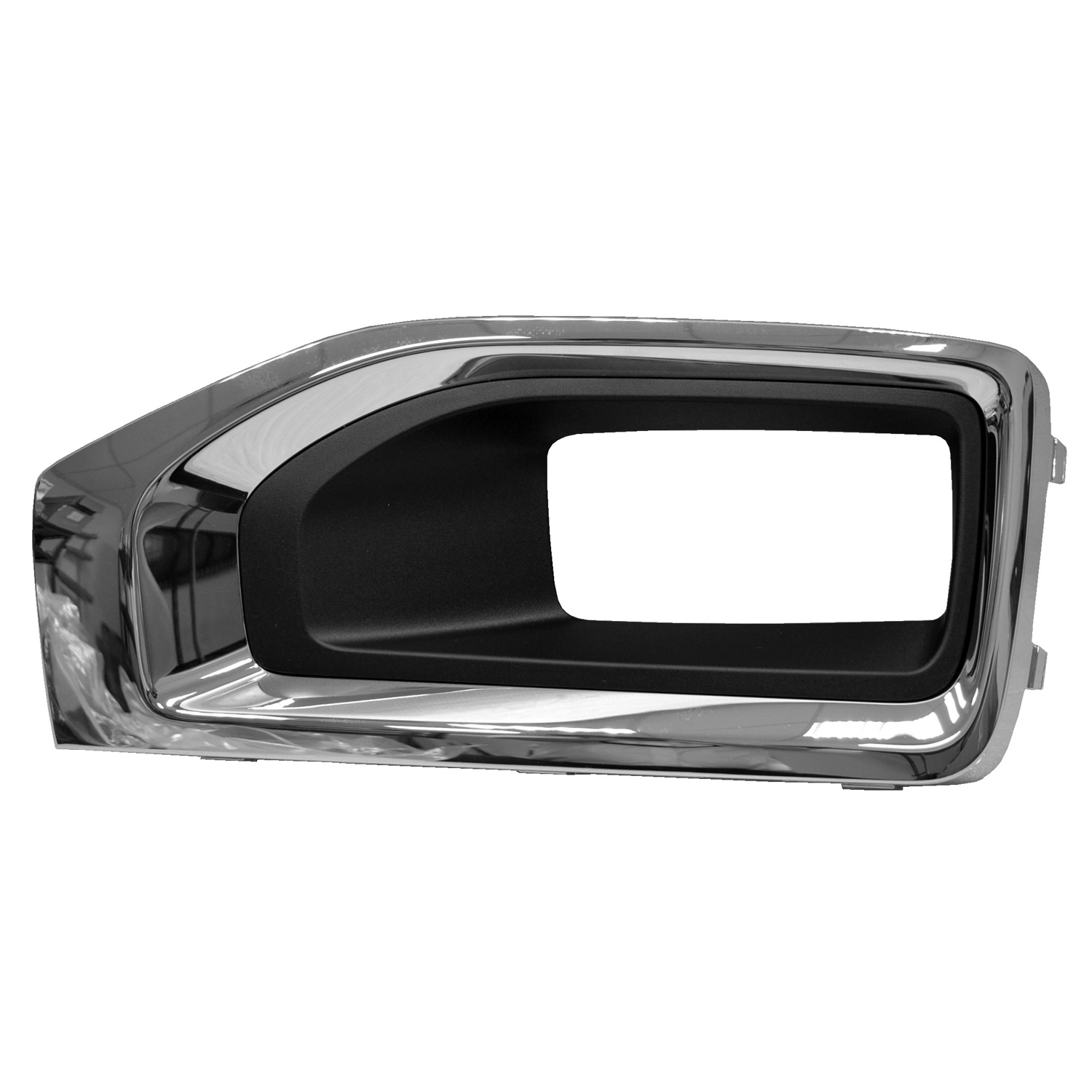 CPP Replacement Fog Light Bezel CH1038177 for 2015-2017 Dodge Challenger