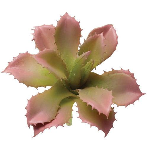 Ebern Designs Star Agave Silk Succulent Plant (Set of 3)