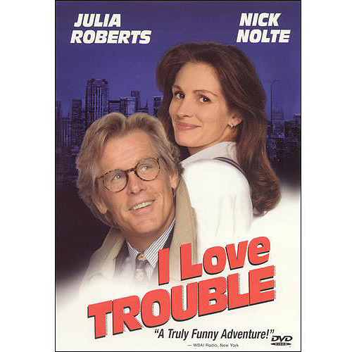 I Love Trouble (Widescreen)