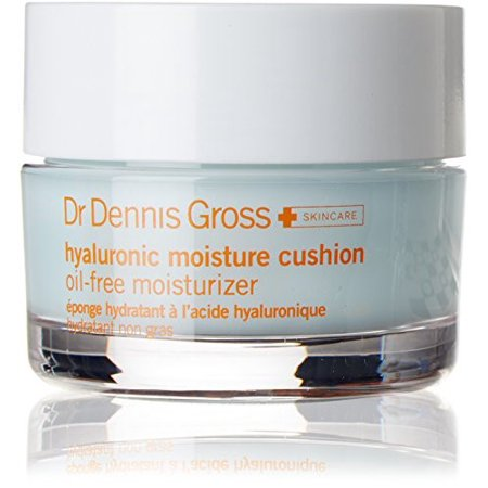 Dr Dennis Gross Skincare Hyaluronic Moisture Cushion, (Dennis Gross Active Vitamin)