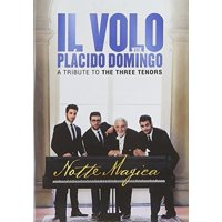 Notte Magica: A Tribute to Three Tenors (Live) (DVD)