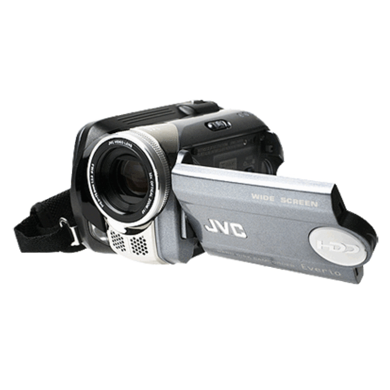 "JVC GZ-MG77US Everio (2.7"""" 2.2 MP 30 GB HDD) CCD Camcord..."