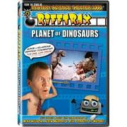 Rifftrax: Planet of Dinosaurs (DVD)