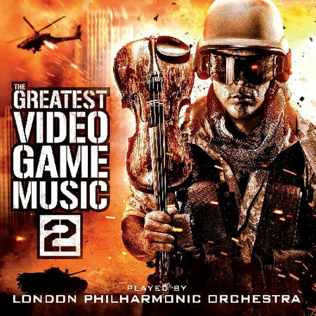 Greatest Video Game Music 2 (CD) (Video Game Music)