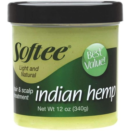 Softee Chanvre Hair & Scalp Treatment Indien 12 oz - 12 oz - image 1 de 1
