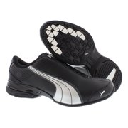 39bc0d38bbc7 PUMA - Puma Men s Super Elevate Black   White Dark Shadow Low Top ...