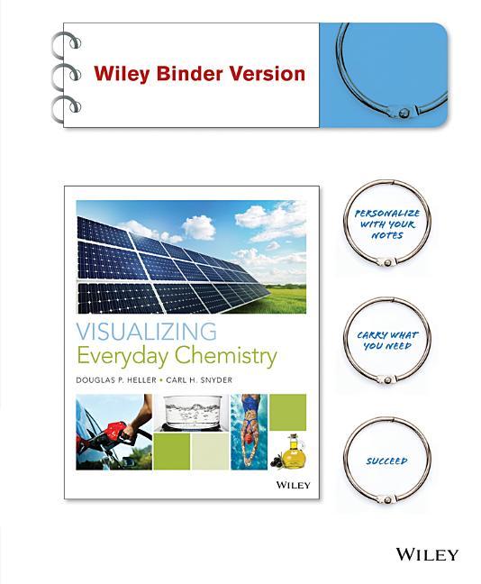 Visualizing Everyday Chemistry, Binder Ready Version
