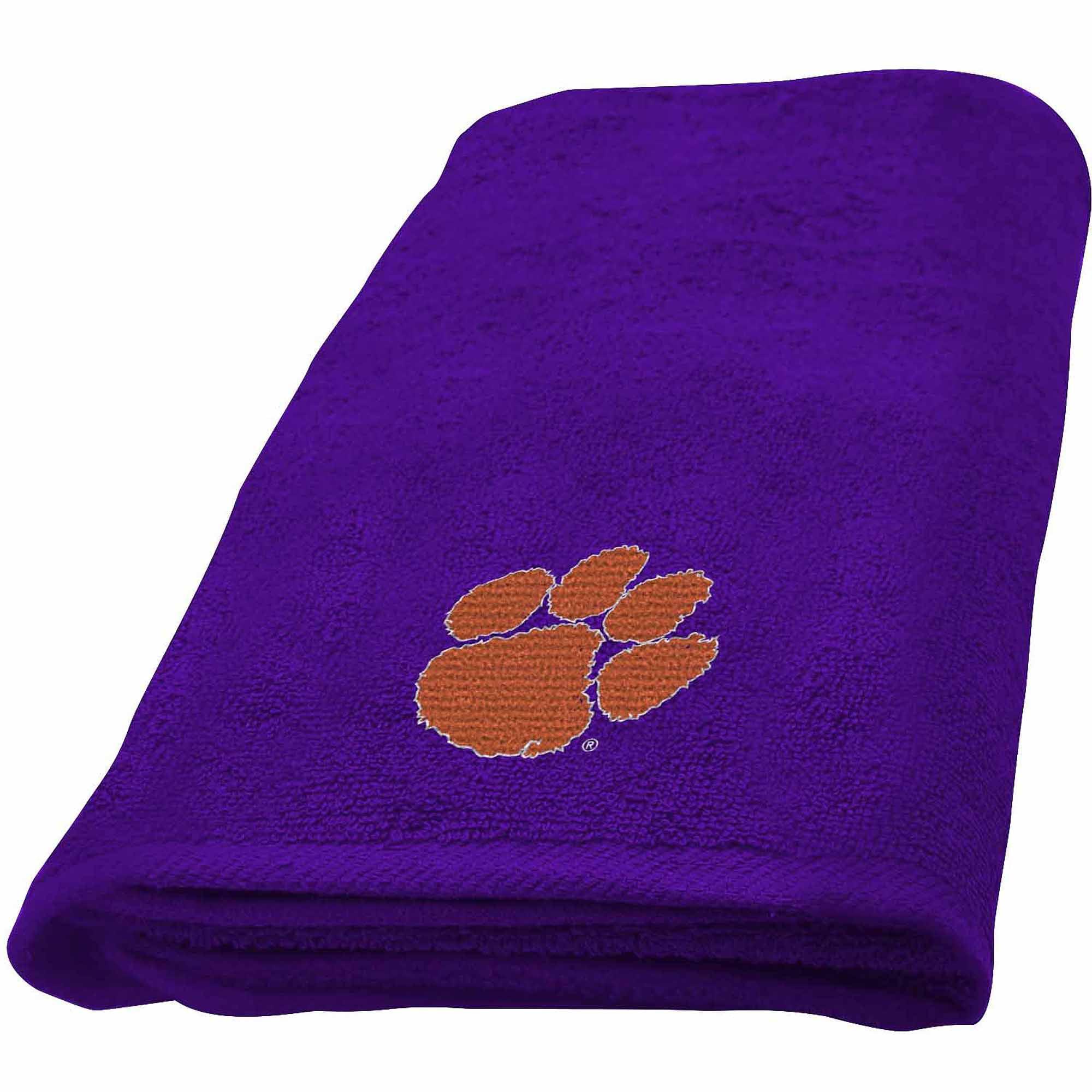 NCAA Clemson University Hand Towel